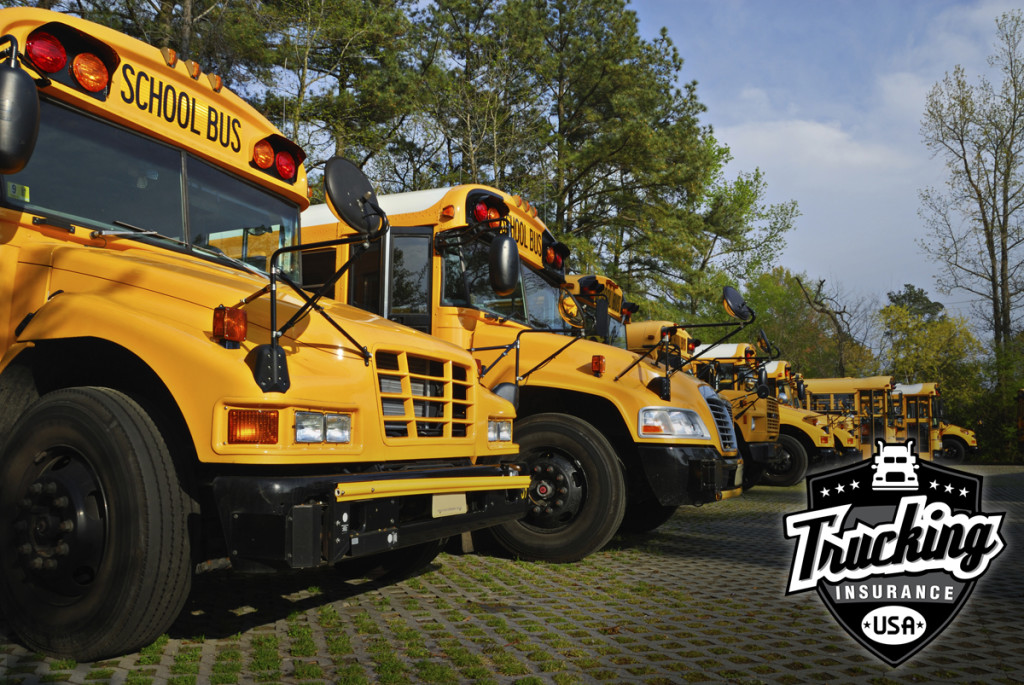 4. School Bus Contractor Program iStock Photo w Logo